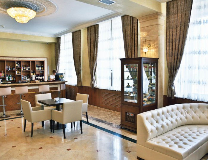 Lobby Bar - Отель «Ribera Resort & SPA»