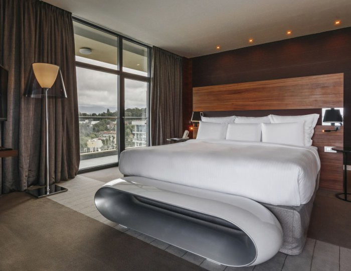 Presidential suite (sea and city view) - Отель «Pullman Sochi Centre»