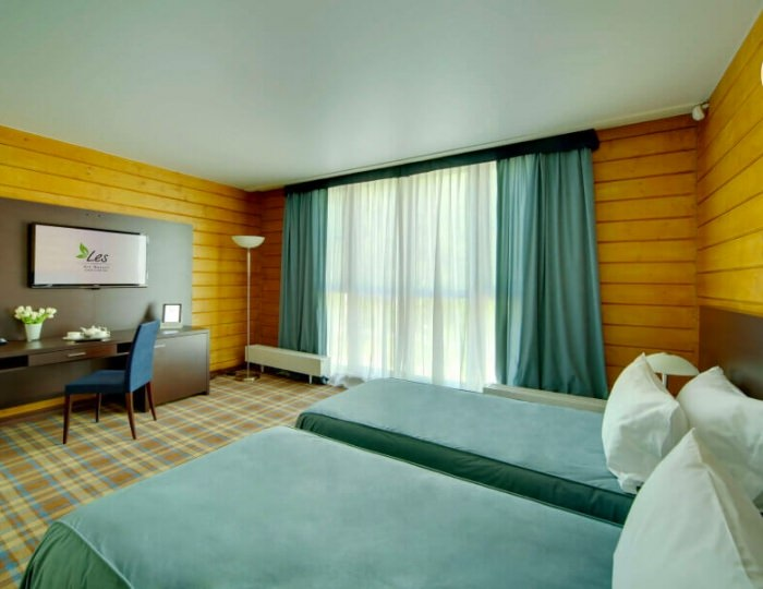 Pet suite - Отель «LES Art Resort»